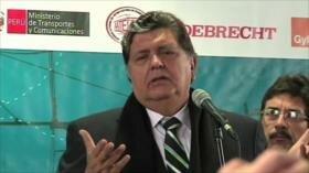 Se suicida Alan García. Sanciones contra Cuba. Presos Palestinos
