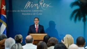 """Cuba promete enfrentar """"agresiones"""" de EEUU tras nuevas sanciones"""