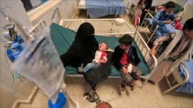 """Oxfam advierte sobre el """"peor brote de cólera del mundo"""" en Yemen"""