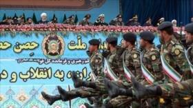 Fuerzas iraníes realizan desfile en Día Nacional del Ejército