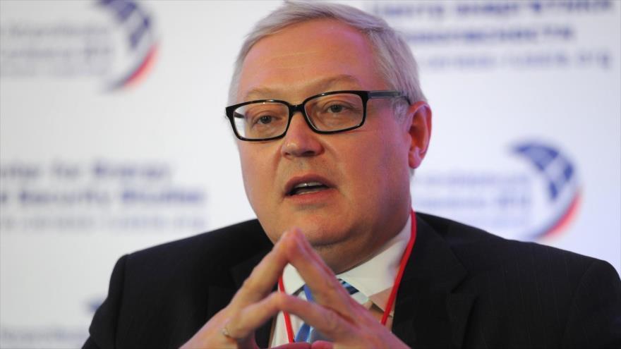 'Rusia hará todo para apoyar a Venezuela y Cuba ante sanciones de EEUU'