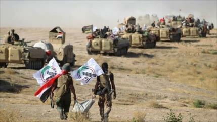 'EEUU presiona a Bagdad para cesar apoyos a Al-Hashad Al-Shabi'