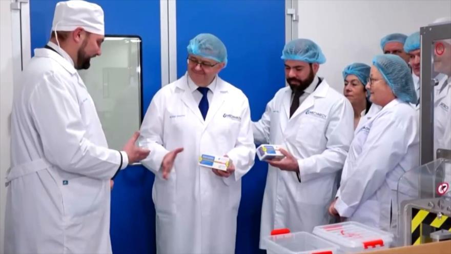 Nicaragua cuenta con planta procesadora de vacunas