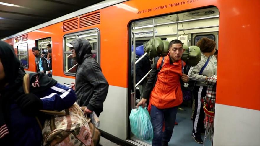Incrementa un 30 % la detención de migrantes en México