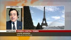'Armas francesas matan a yemeníes y no a las fuerzas de Ansarolá'