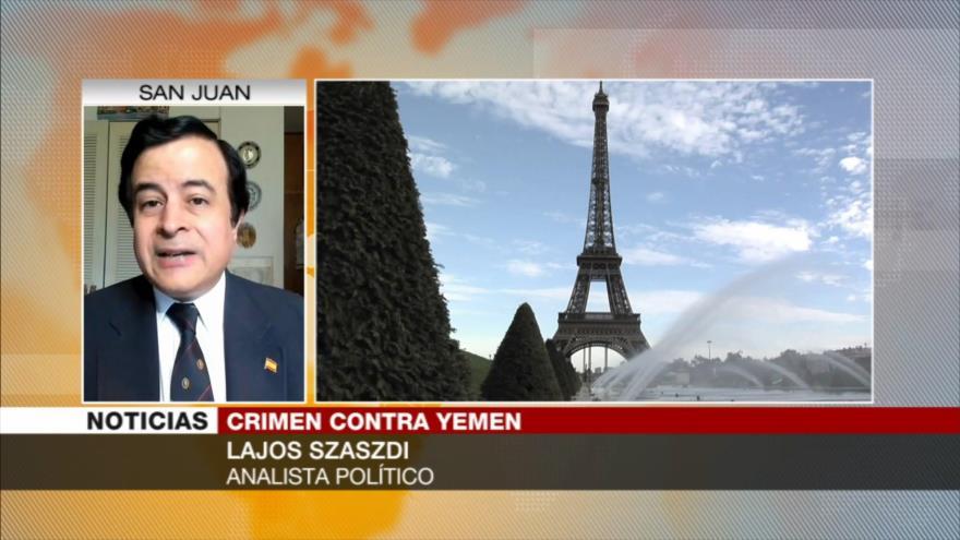 Szászdi: Armas francesas matan a yemeníes y no a las fuerzas de Ansarolá