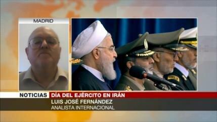 """""""Sanciones al CGRI son una manifestación de frustración de EEUU"""""""