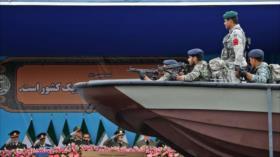 """""""CGRI y Ejército iraní, listos para dar respuesta dura a EEUU"""""""