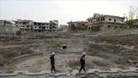 Rusia advierte de posible ataque químico terrorista en Idlib