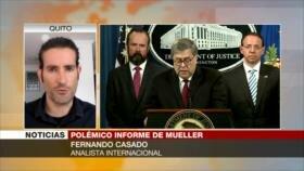 """Demócratas ahondarán en trama rusa pese a informe del Mueller"""