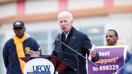Vice de Obama: Pronto demócratas recuperarán al país de Trump
