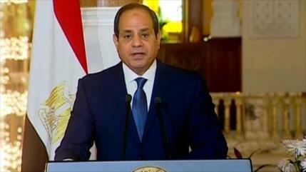 Rechazo a la reforma que refuerza el poder de Al-Sisi en Egipto