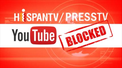 HispanTV y Press TV, blancos de nuevos bloqueos de Google
