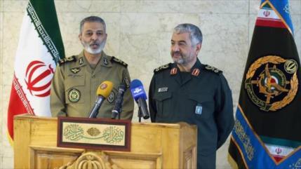 Unidad del Ejército y el CGRI de Irán 'decepciona a enemigos'