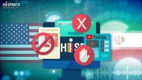 HispanTV es censurado por difundir una realidad no manipulada