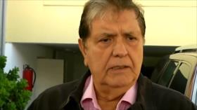 Miles de apristas peruanos despiden al expresidente Alan García
