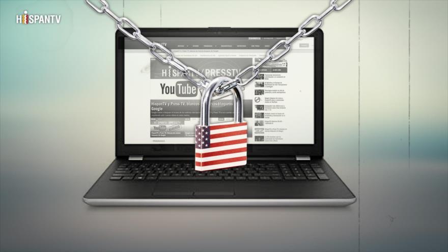 EEUU viola libertad de expresión e impide acceso a cadenas iraníes | HISPANTV