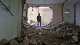 Israel destruye vivienda de un palestino en Cisjordania