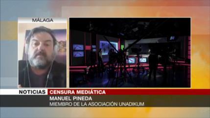 """""""HispanTV es censurada por cuestionar la hegemonía de EEUU"""""""