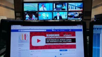 "Espectadores denuncian bloqueo ""dictatorial"" de Google a HispanTV"