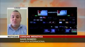 """EEUU atenta contra libertad de expresión al bloquear a HispanTV"""