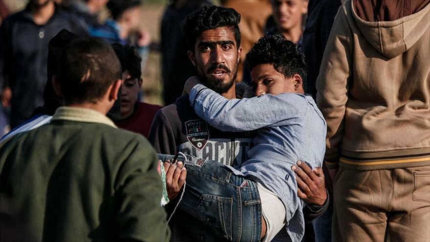 Bloqueo a HispanTV. Represión israelí. Elecciones en España