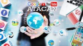 'Google bloquea a HispanTV por su influencia en América Latina'