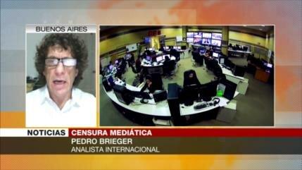 Brieger: HispanTV desafía la hegemonía comunicacional de EEUU