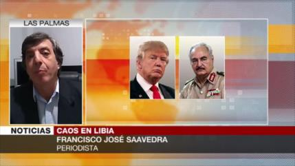 Saavedra: Trump busca socavar posición de ONU en norte de África