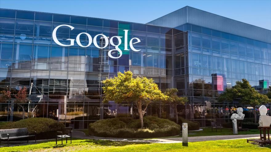 La sede de Google en Estados Unidos.