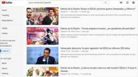 'Google intenta tapar crímenes de EEUU en O. Medio y A. Latina'