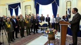 Irán condena la postura de Trump contra Cuerpo de Guardianes