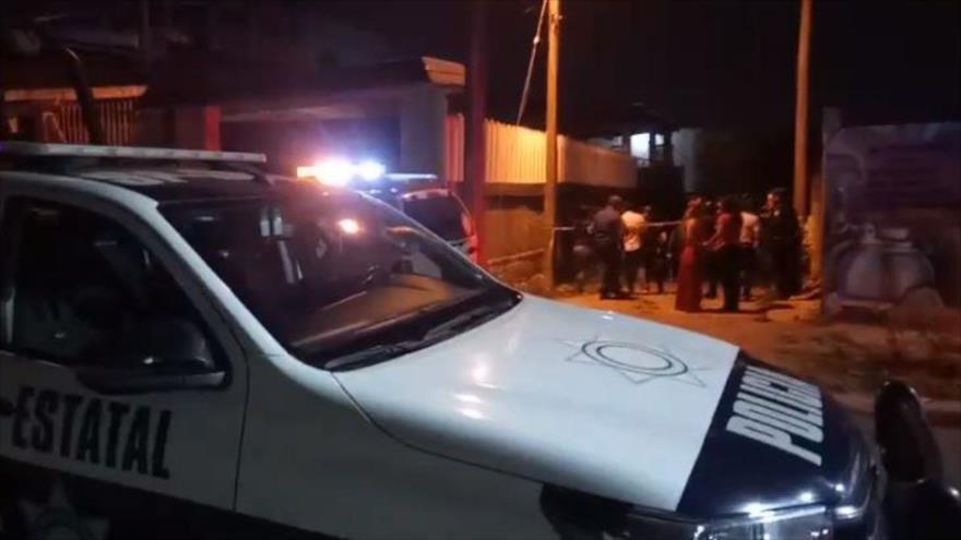 Vídeo: Hombres armados matan a 13 personas en una fiesta en México | HISPANTV