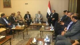 'Siria, orgullosa de mantener fuertes y estrechos lazos con Irán'