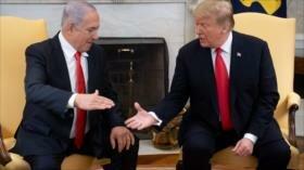 Palestina niega que el 'acuerdo del siglo' de Trump busque la paz