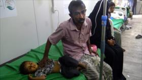 ONU alerta de 223 000posibles casos de cólera en Yemen en 2019