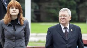 Fiscalía de EEUU pide 18 meses de cárcel para presunta espía rusa