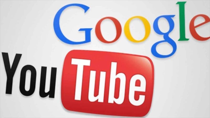Google bloquea acceso de la cadenas internacionales HispanTV y PressTV a su cuenta de Youtube.