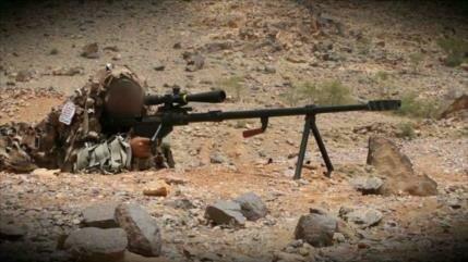 Fuerzas yemeníes lanzan 95 operaciones contra tropas saudíes
