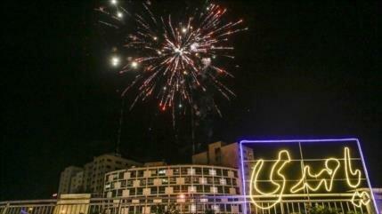 Irán junto a chiíes del mundo celebra el natalicio del Imam Mahdi