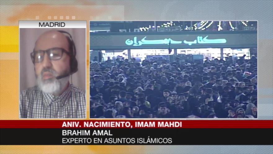 Amal: Imam Mahdi establecerá el gobierno de justicia y paz mundial