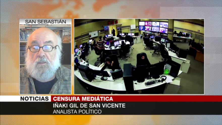 Iñaki Gil: Bloqueo a HispanTV muestra aumento del imperialismo