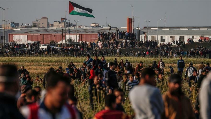 Palestinos rechazan cualquier diálogo con el régimen de Israel