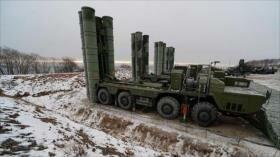 Rusia debe fortalecer sus S-400 en Siria ante nuevo misil israelí