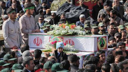 Irán pide a Paquistán que blinde frontera para prevenir terrorismo