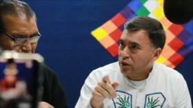 'Bolivianos deben juzgar a los que pidieron intervención de EEUU'