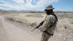 Arresto de dirigente de una milicia pro-Trump en zona fronteriza