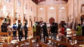 Irán condena ataques que dejan más de 200 muertos en Sri Lanka