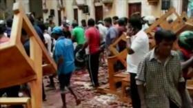 Explosiones en Sri Lanka. Comicios en Ucrania. PSOE y elecciones