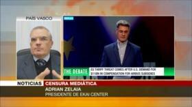 Zelaya: Élite financiera está nerviosa con medios independientes